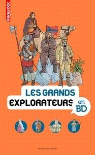 Checkpointfrance.fr Les grands explorateurs en BD Image