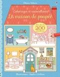 Sophie Crichton - La maison de poupée - Avec plus de 200 autocollants.