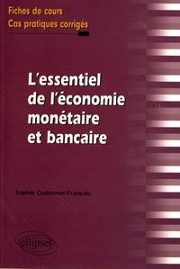 Lessentiel de léconomie monétaire et bancaire - Fiches de cours et cas pratiques corrigés.pdf