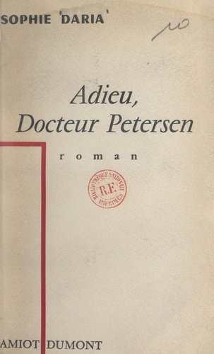 Adieu, Docteur Petersen