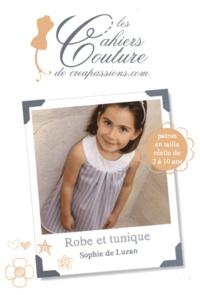Sophie de Luzan - Robe et tunique.