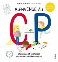Sophie de Mullenheim et Sophie Bouxom - Bienvenue au CP.