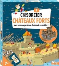 Sophie de Mullenheim et Fabrice Mosca - Châteaux forts - Avec une maquette de château à assembler !.
