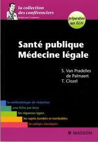 Santé publique - Médecine légale.pdf