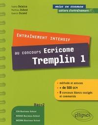 Sophie Delaitre et Matthieu Dubost - Entraînement intensif au concours Ecricome Tremplin 1.