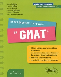 Sophie Delaitre et Matthieu Dubost - Entraînement intensif au GMAT.