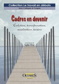 Sophie Divay - Cadres en devenir - Evolutions, transformations, socialisations, tensions.
