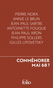Sophie Doudet - Commémorer Mai 68 ?.