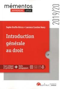 Histoiresdenlire.be Introduction générale au droit Image