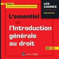 Deedr.fr L'essentiel de l'introduction générale au droit Image