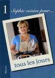Sophie Dudemaine - Mon sac à délices ; Le meilleur de Sophie - 150 recettes.