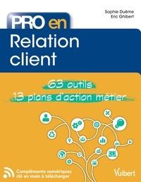 Sophie Duême et Eric Ghibert - Pro en relation client.