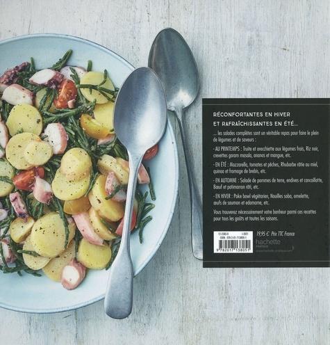 Salades complètes. 100 recettes délicieuses pour faire d'une salade un plat unique
