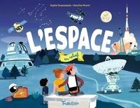 Sophie Dussaussois et Charline Picard - L'espace en relief.