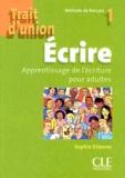 Sophie Etienne - Ecrire - Apprentissage de l'écriture pour adultes.