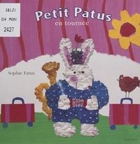 Sophie Fatus - Petit Patus en tournée.