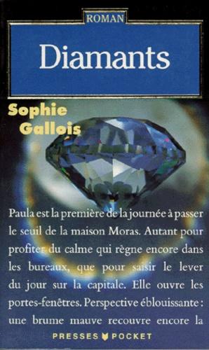 Couverture de Diamants