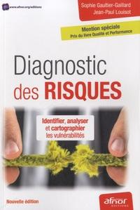 Checkpointfrance.fr Diagnostic des risques - Identifier, analyser et cartographier les vulnérabilités Image