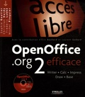 Sophie Gautier et Christian Hardy - OpenOffice.org 2 - Efficace. 1 Cédérom