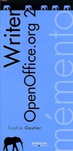 Sophie Gautier - Writer OpenOffice.org 2.