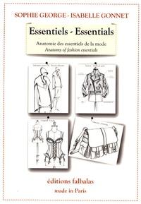 Galabria.be Essentiels - Anatomie des essentiels de la mode, édition bilingue français-anglais Image