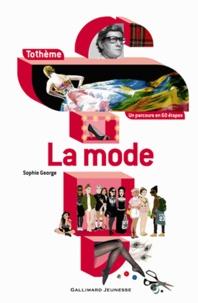 La mode - Sophie George | Showmesound.org