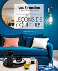 Sophie Giagnoni - Leçons de couleurs.