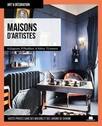 Sophie Giagnoni et Pascale Thuillant - Maisons d'artistes.