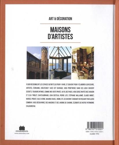 Maisons d'artistes