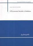 Sophie Grandvuillemin - L'économie sociale et solidaire.