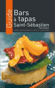 Sophie Guérin - Guide bars à tapas Saint-Sébastien.