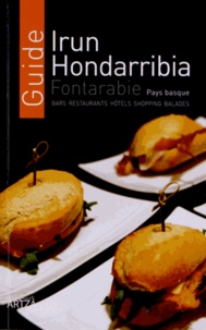 Sophie Guérin - Guide Irun Hondarribia Fontarabie - Bars restaurants hôtels shopping balades.