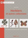 Sophie Hélène - Herbiers et autres collections - Des centaines de motifs à broder au point de croix.
