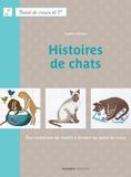 Sophie Hélène - Histoires de chats - Des centaines de motifs à broder au point de croix.