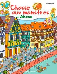 Sophie Hérout - Chasse aux monstres en Alsace.