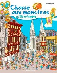 Sophie Hérout - Chasse aux monstres en Bretagne.