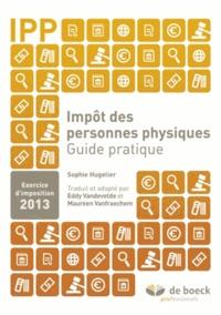Deedr.fr Impôt des personnes physiques - Guide pratique, Exercice d'imposition 2013 Image