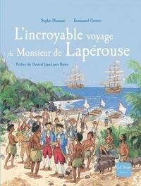 Sophie Humann - L'incroyable voyage de Monsieur de Lapérouse.