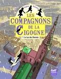 Sophie Humann - Les compagnons de la Cigogne Tome 1 : Le Lac des Damnés.