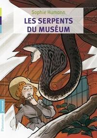 Sophie Humann - Les serpents du muséum.