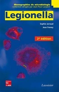 Sophie Jarraud et Jean Freney - Legionella.