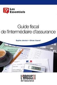 Cjtaboo.be Guide fiscal de l'intermédiaire d'assurance Image