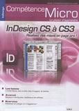 Sophie Jouxtel - InDesign CS à CS3 - Réalisez des mises en pages pro !.