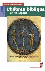 L'hébreu biblique en 15 leçons- Grammaire fondamentale Exercices corrigés Textes bibliques commentés Lexique hébreu-français - Sophie Kessler-Mesguich |