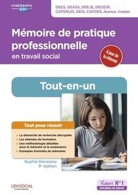 Sophie Kevassay - Mémoire de pratique professionnelle en travail social - Tout-en-un.