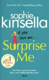 Sophie Kinsella - Surprise Me.