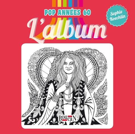 Pop années 60, l'album