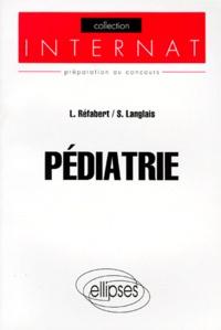 Sophie Langlais et Luc Réfabert - Pédiatrie.