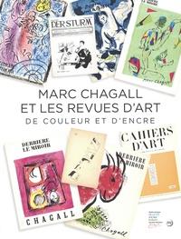 Sophie Laporte - De couleur et d'encre, Marc Chagall et les revues d'art.