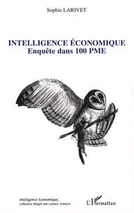 Intelligence économique- Enquête dans 100 PME - Sophie Larivet pdf epub